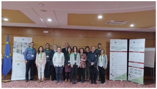 Energy efficiency in Mediterranean universities: start of the Med-EcoSure project